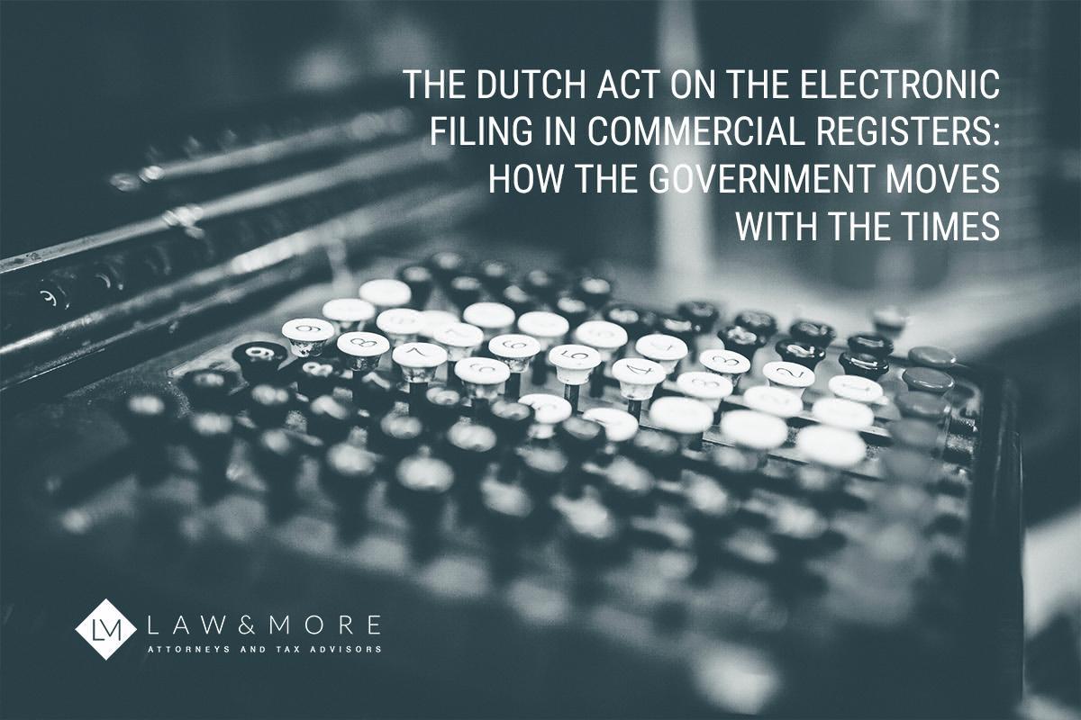 Zagona Hollandî Li Daxuyaniya Elektronîkî di Qeydên Bazirganî de - Theawa Hikûmet Bi Demên Tevger re