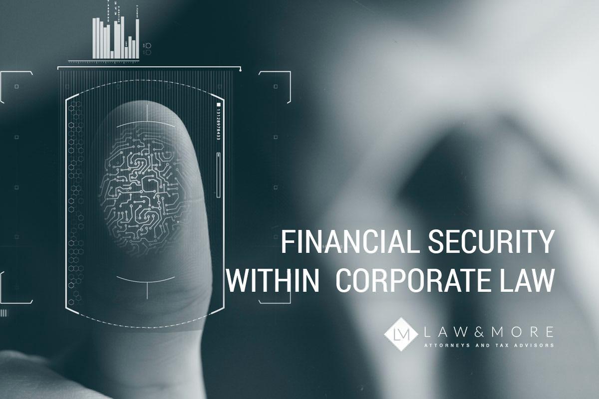 Financijska sigurnost u okviru korporacijskog prava