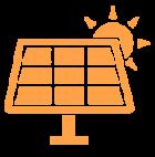 Immagine di energia solare