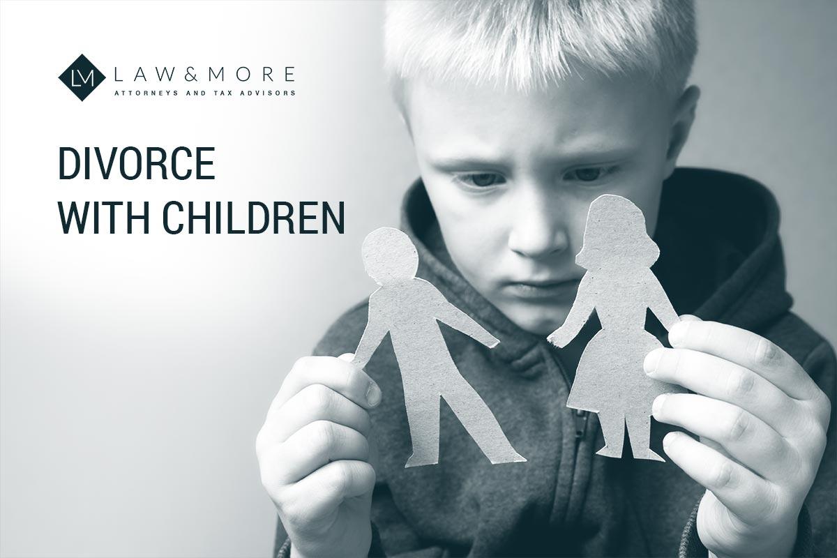 아이들과 이혼