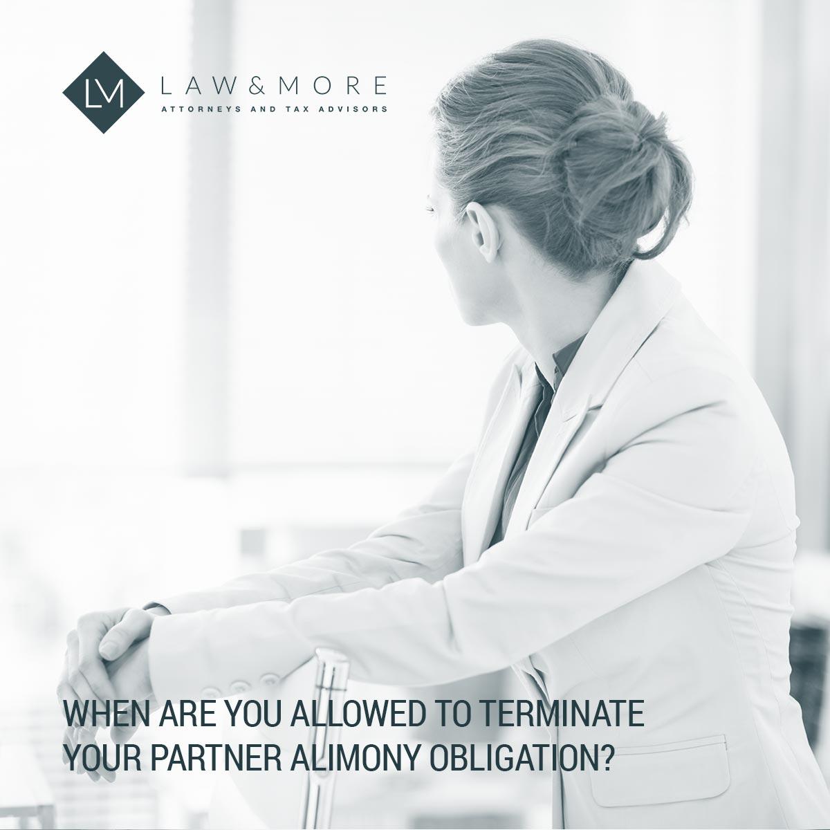 Kedy máte dovolené ukončiť svoju partnerskú povinnosť výživného?