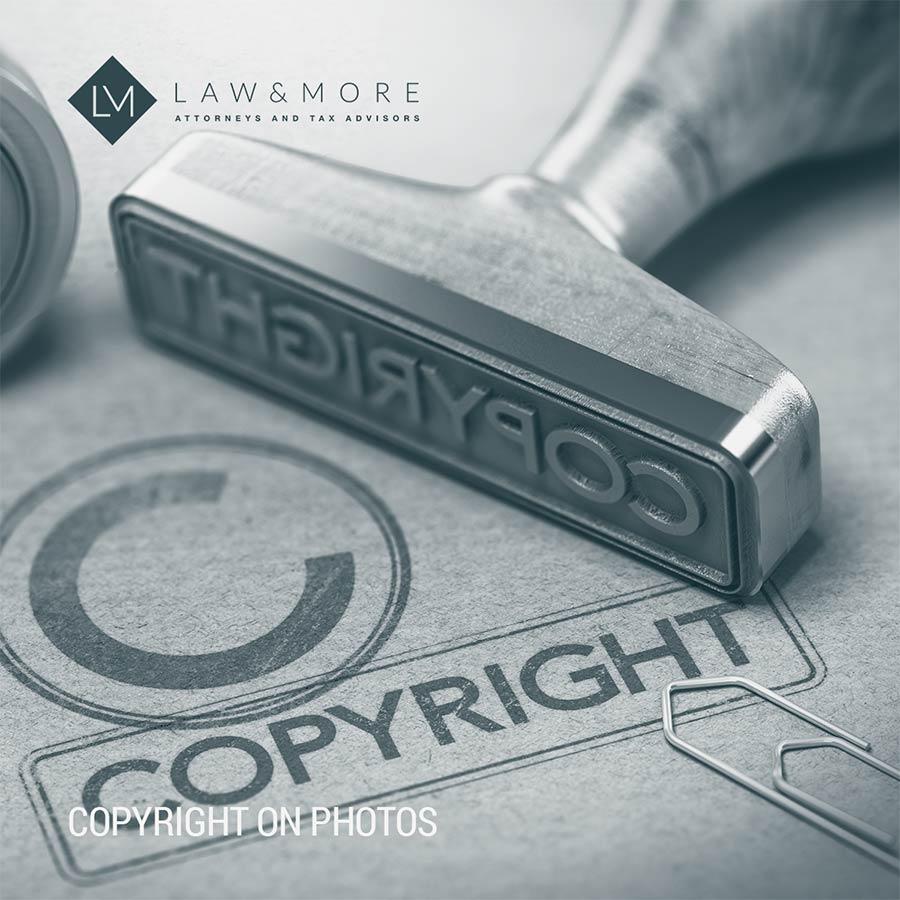 Авторські права на фотографії