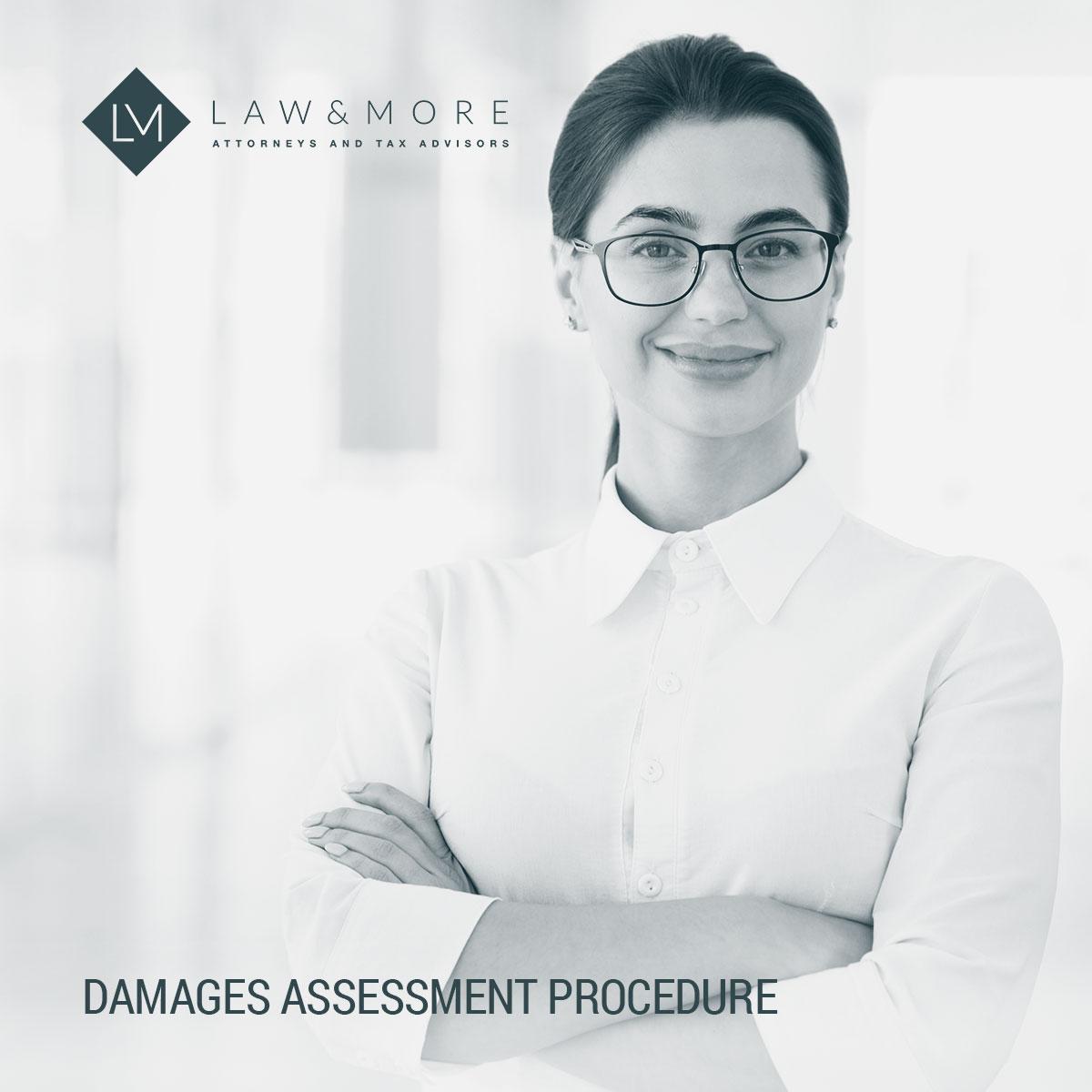 Процедура за оценка на щетите