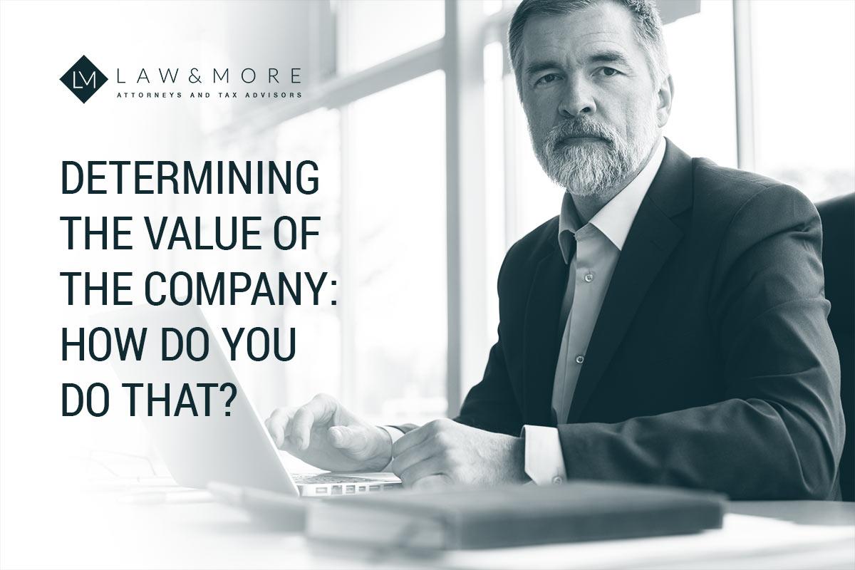 Įmonės vertės nustatymas: kaip jūs tai darote?