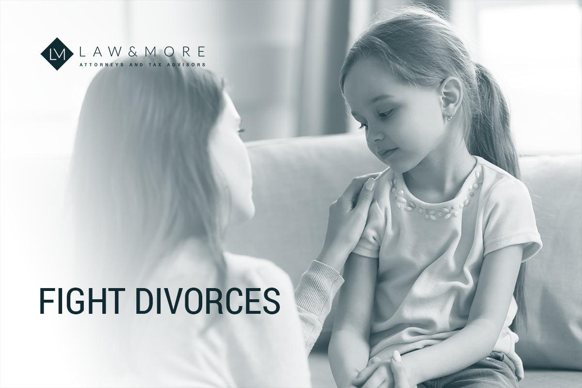 Lutar divórcios
