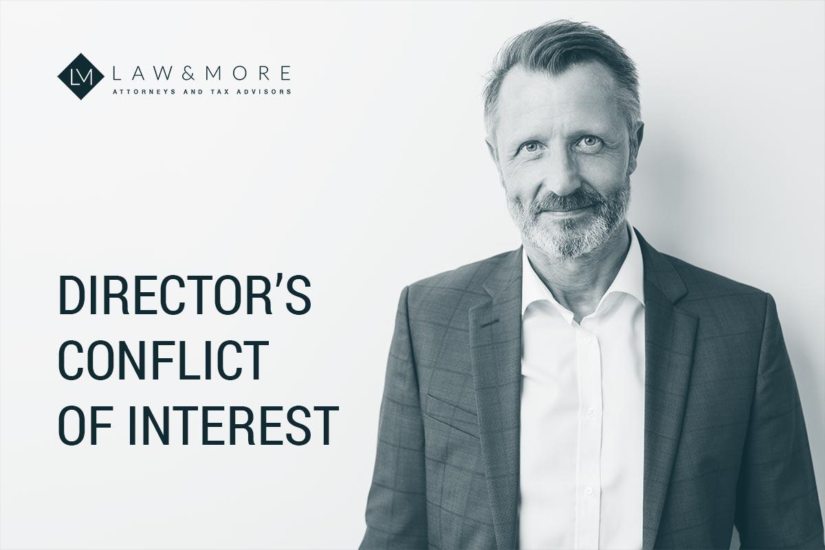 Konflikt interesov režiserja Slika