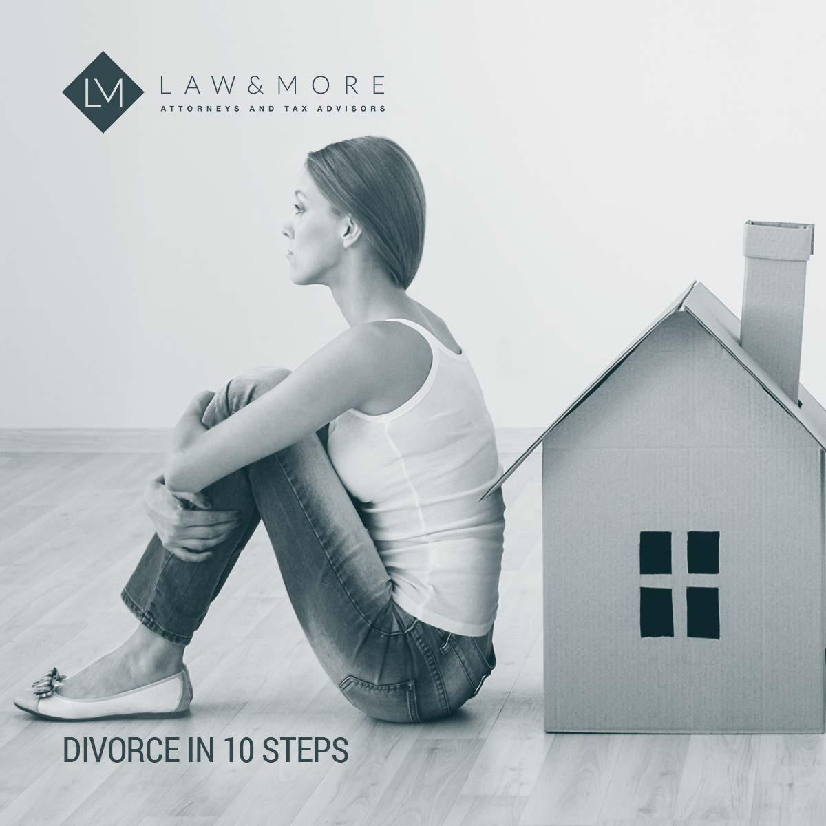 Razvod u 10 koraka