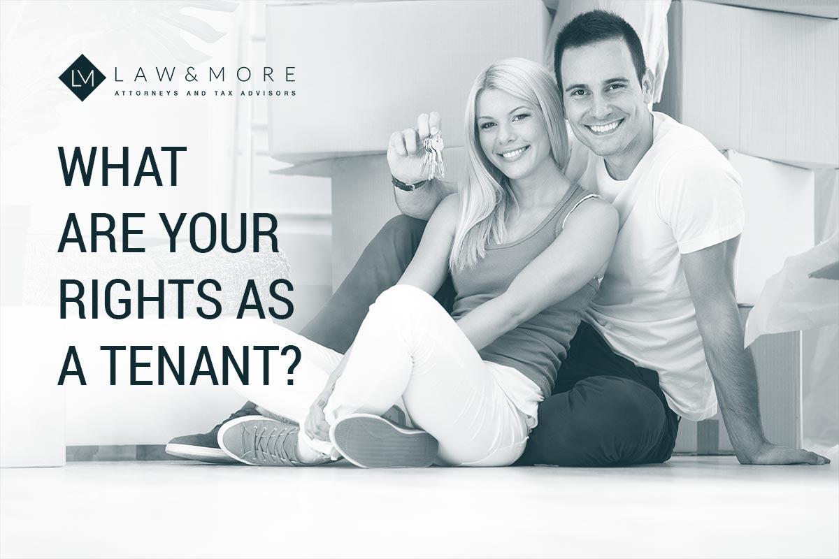 Quins drets teniu com a arrendatari?