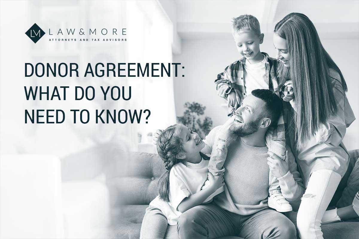 Donoravtale: Hva trenger du å vite?